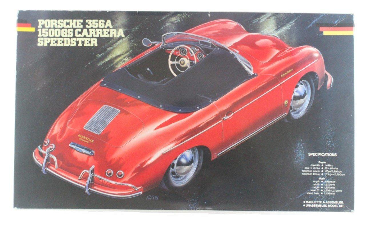 フジミ模型 1/24エンスージアストモデルシリーズ22 ポルシェ356A カレラ スピードスター B0003J7N12