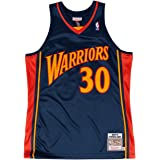 Mitchell & Ness Stephen Curry 2009-10 Authentic Jersey Golden State Warriors