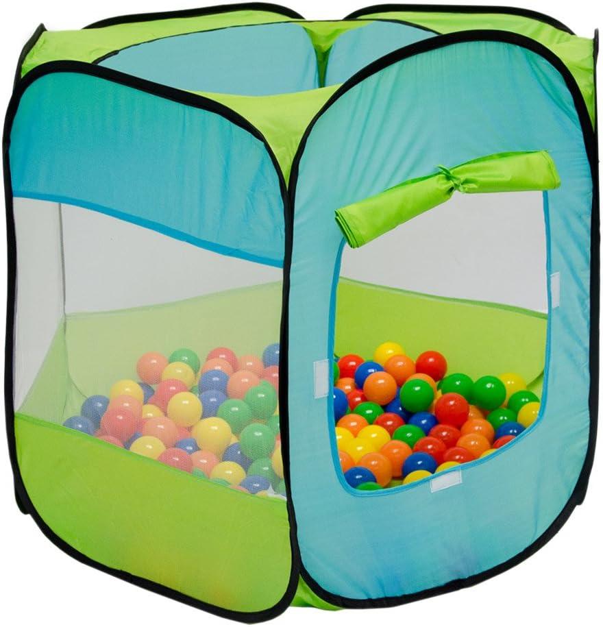 LittleTom Tienda de campaña Juguete para niños 100x100x72cm ...