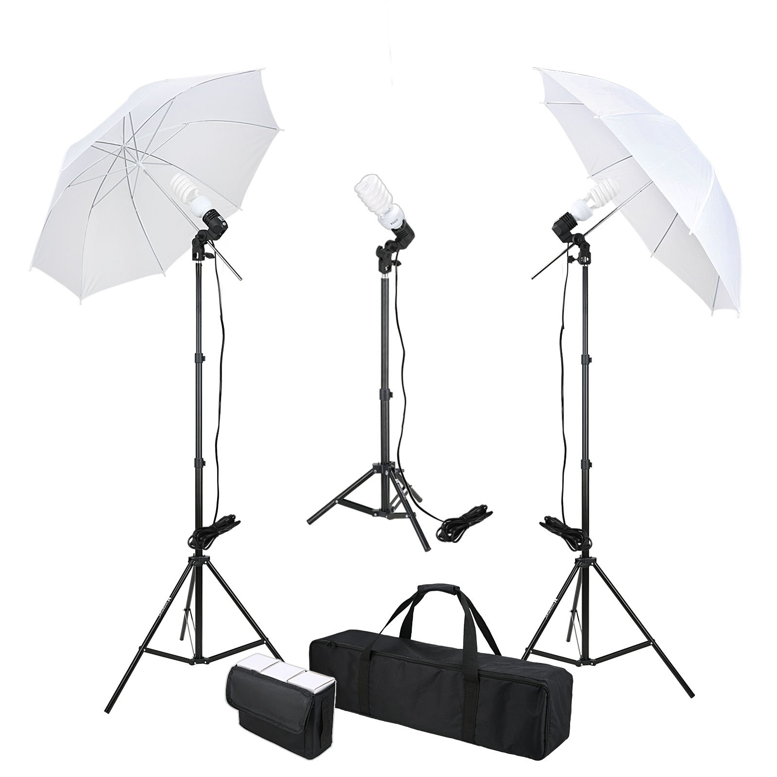 Excellent beginners lighting kit at an unbeatable price.