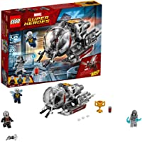 LEGO Super Heroes MARVEL Ant Man and The Wasp, Exploradores del Reino Cuántico (76109)