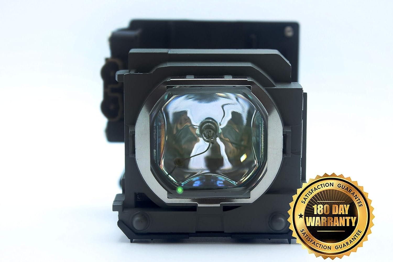 Watoman VLT-HC7000LP Original Replacement Projector Lamp with Complete Housing for Mitsubishi HC4900 HC4900W HC5000 HC6500 HC6500U HC7000 HC7000U Projectors
