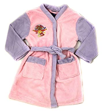 Upsy Daisy Dressing Gown | Supersoft | Age 2 to 3 Years: Amazon.co ...