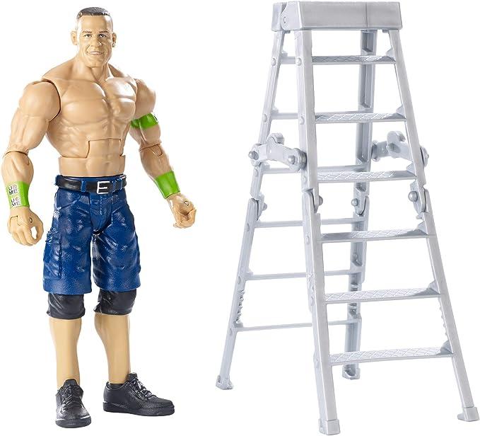WWE Figura de acción Wrekkin, luchador John Cena, juguetes niños +6 años (Mattel GGP04) , color/modelo surtido: Amazon.es: Juguetes y juegos
