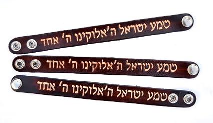 3pc Bracelet Leather