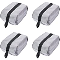 Vovoly Portable Travel Shoe Bags Dustproof Shoe Organizer for Men and Women Water-resistant Storage Bags