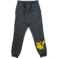 Pants Jogger Pokemon Pikachu Niños Felpa
