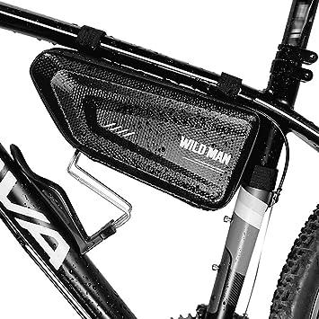 Explopur Bolsa de Cuadro de Bicicleta - Bolsa de Cuadro de ...