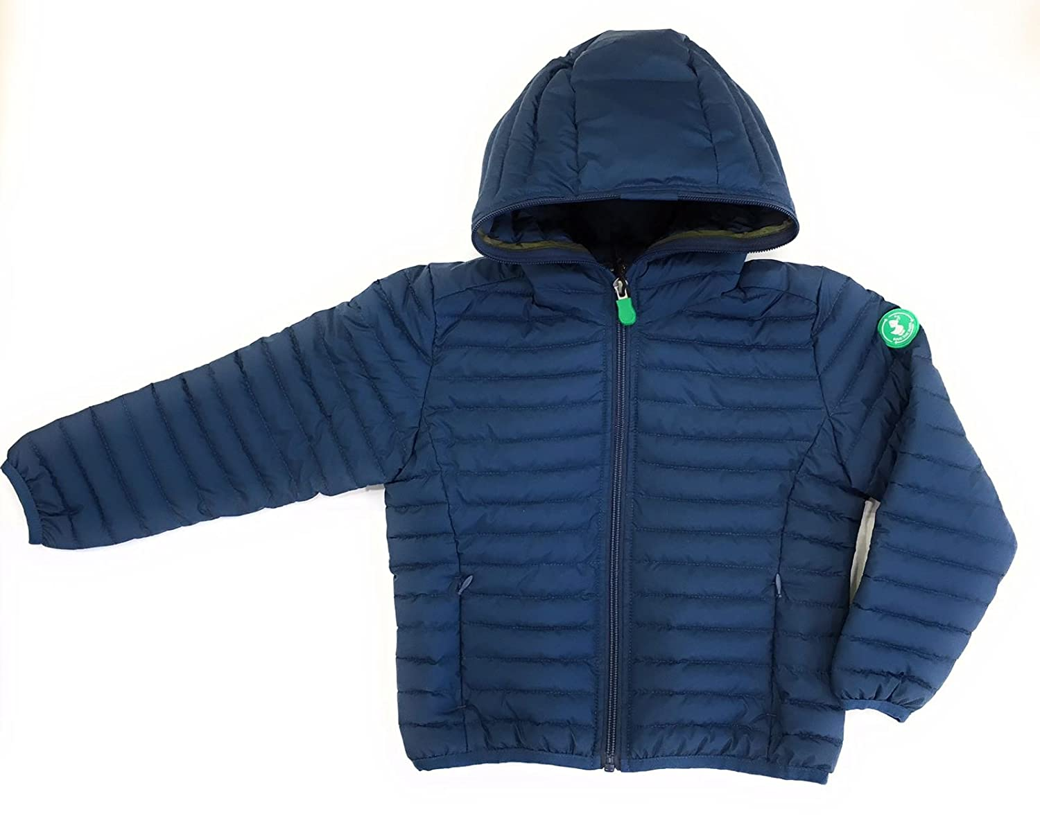 SAVE THE DUCK Bambino J3065BRECY6 Midnight Blue Giubbotto Estate