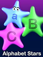 Alphabet Stars Teach Letters A to Z