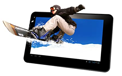 fusion inferno 2720 android tablet