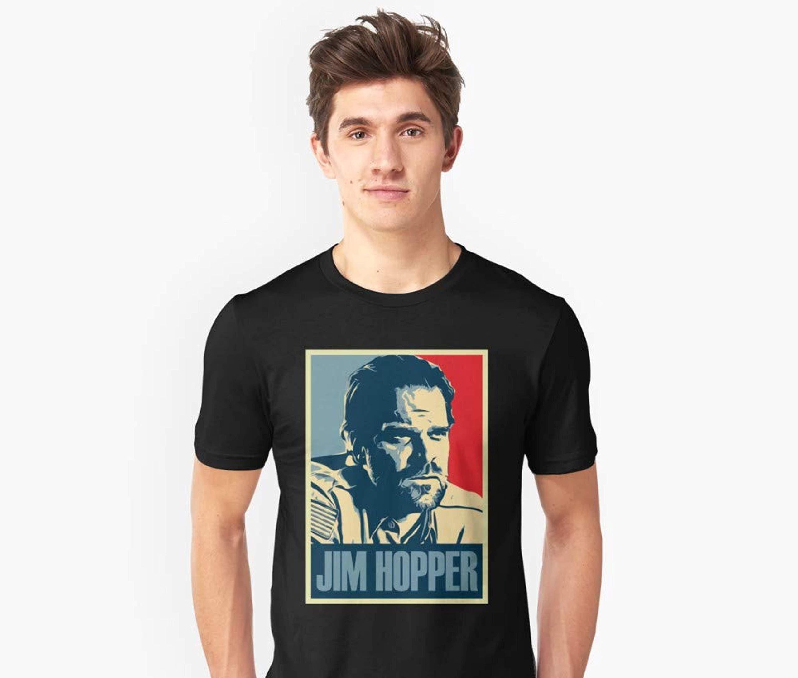 Jim Hopper For President Shirts