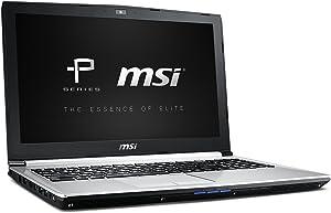 "MSI PE60 2QD-060US Laptop (Windows 8, Intel Core i7-4720HQ, 15.6"" LED-lit Screen, Storage: 1024 GB, RAM: 12 GB) silver"
