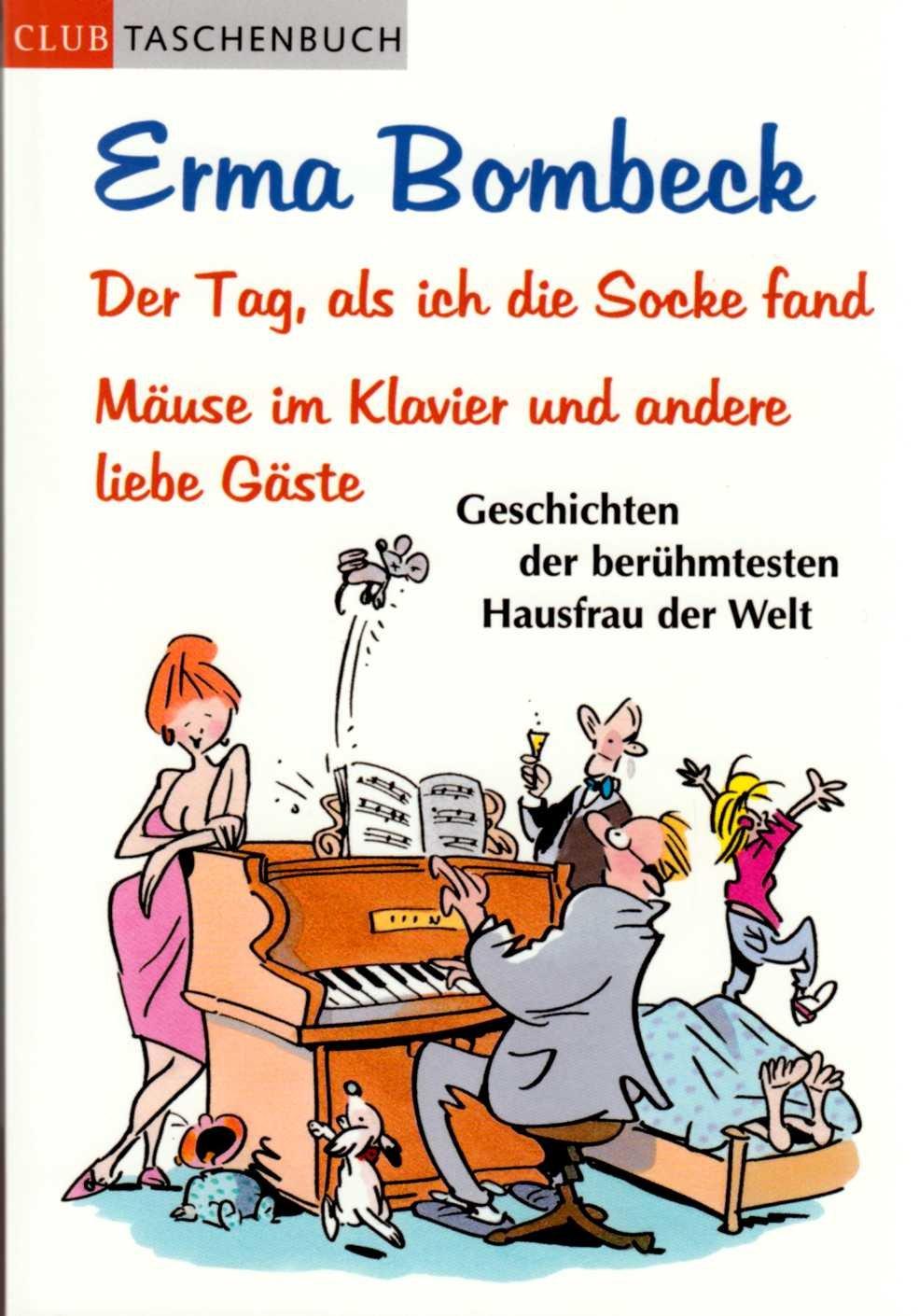 Der Tag, als ich die Socke fand - Mäuse im Klavier und andere liebe Gäste - Geschichten der berühmtesten Hausfrau der Welt