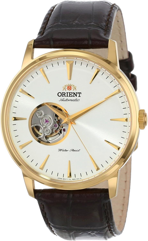 Orient Men s FDB08003W Esteem Open Heart Dial Watch