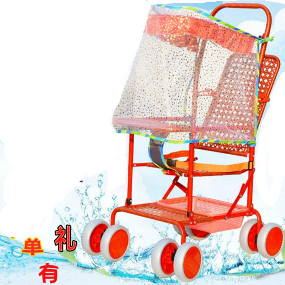 Baby Stroller Sport car Umbrella buggiest trolley cart Lightweight 2017