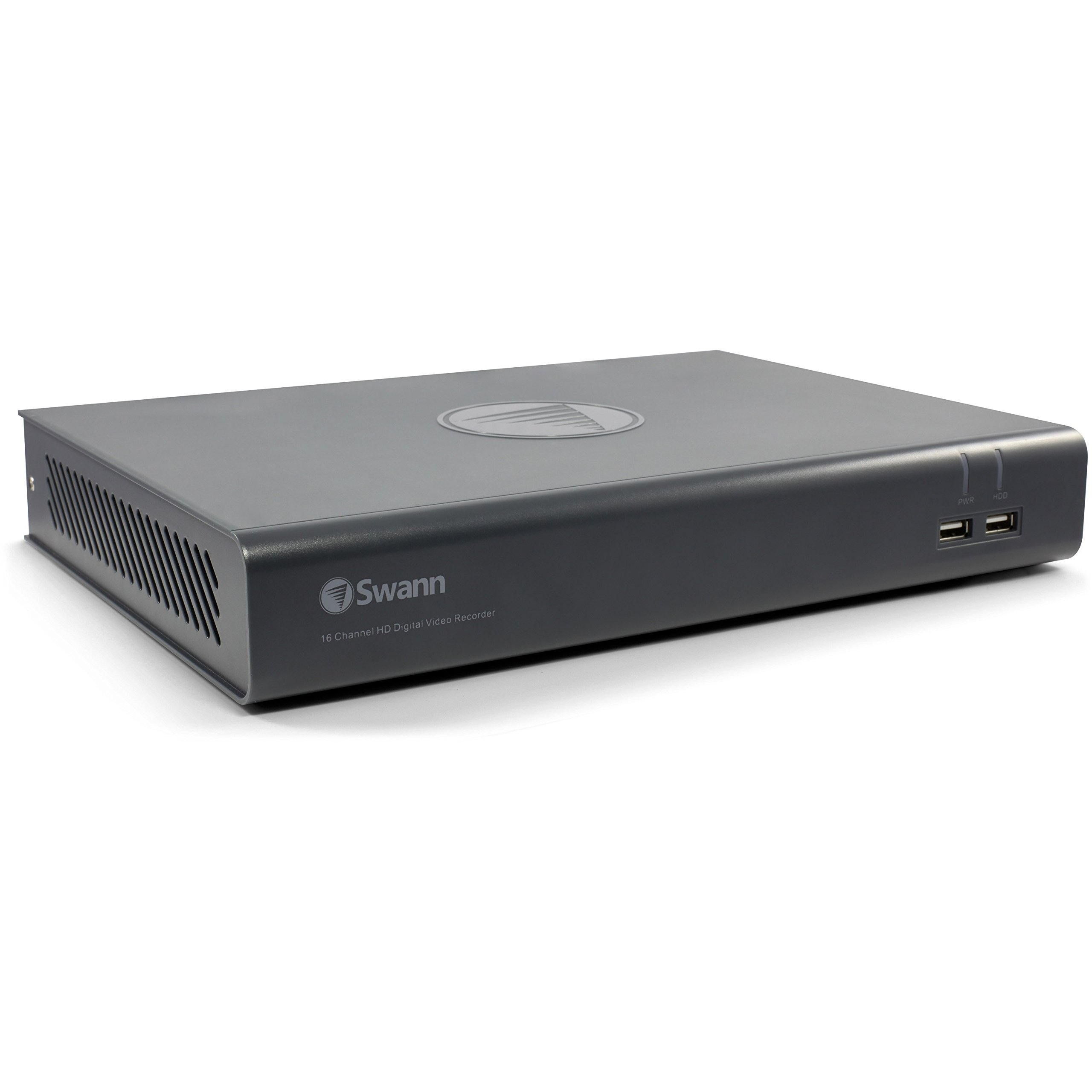 Swann 16 Channel Digital Video Recorder: 1080p Full HD with 2TB HDD - DVR-4575 (Plain Box Pack) by Swann