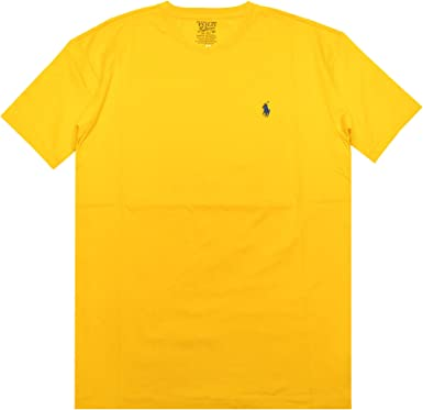 Polo Ralph Lauren Hombre Corte Clásico Manga Corta t-shirt-red ...