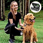Pet GPS Tracker for Dogs Cats,No Monthly fee, Real-Time Tracking Device for Multiple Pets