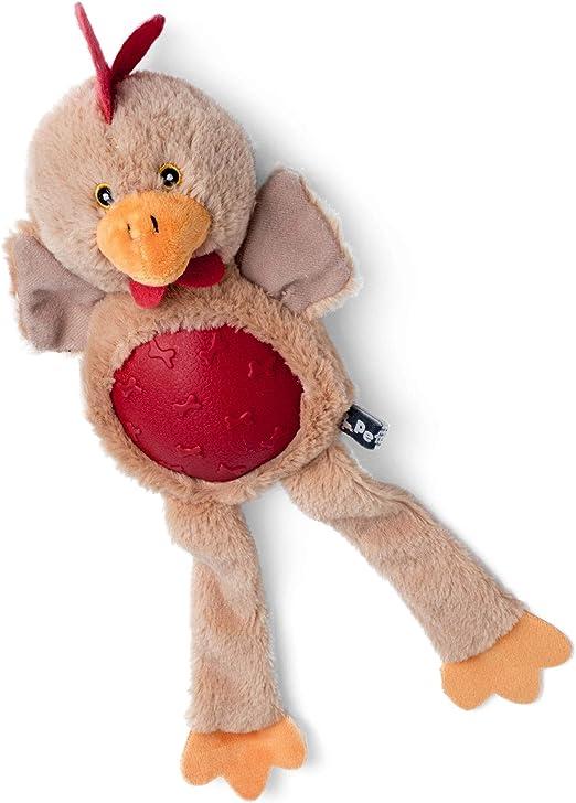 Petface - Juego de Mesa de Granja (Pollo con Cintura de Goma): Amazon.es: Productos para mascotas