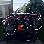 Amazon Com Hollywood Racks F4 Heavy Duty 4 Bike Trunk