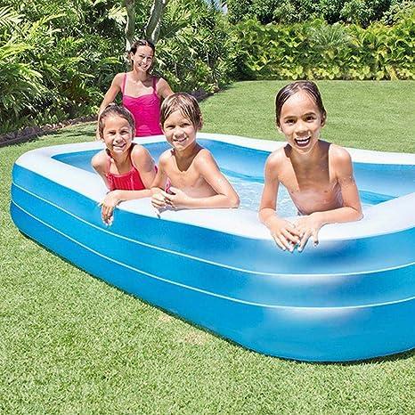 Amazon.com: Piscina hinchable para niños de verano, piscina ...