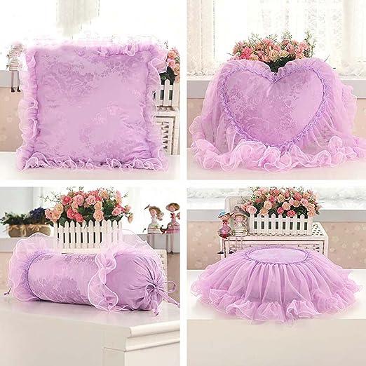 TIANT UK-La almohada Cojines de almohada Europea amor ...