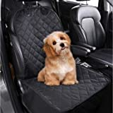 Dog Seat Cover Car Front Seat Protector for Pets, Pet Seat Cover 600D Heavy Duty Scratch Proof Nonslip Durable Oxford Fabric, Machine Washable for Cars Trucks and SUVs