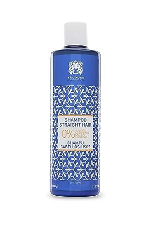 Válquer - Premium Champú Zero Cabellos Lisos. Sin: sal, sulfatos, siliconas-400 ml: Amazon.es: Belleza