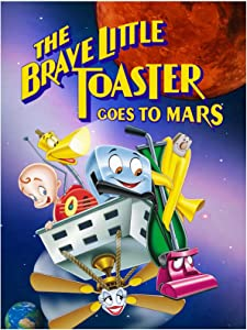 XiaoHeJD The Brave Little Toaster Goes to Mars (1998) Posters and Prints Movie Fashion Trend Beautiful Home Art Decor Poster Wall Deco Gift -24x32 inch No Frame