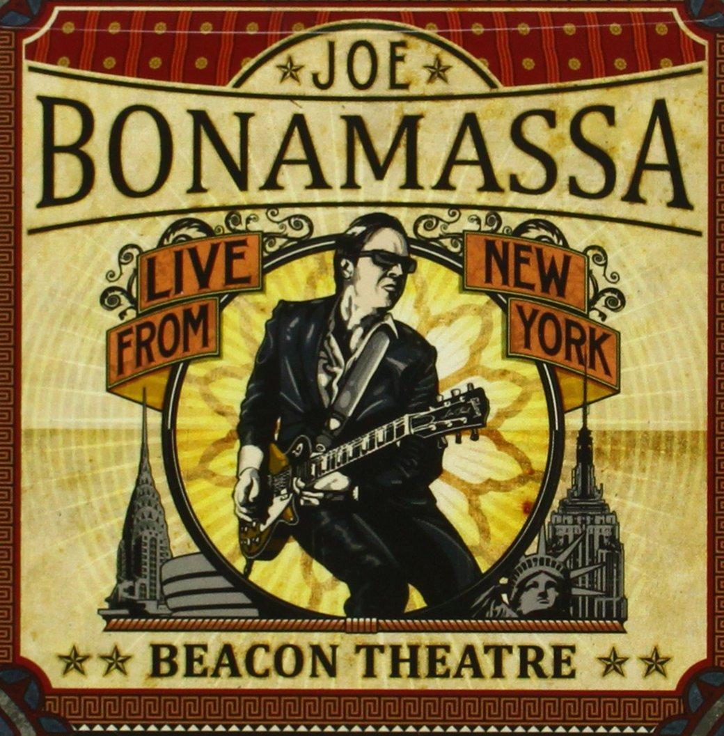 Beacon Theatre:Live from N.Y.: Joe Bonamassa: Amazon.es: Música
