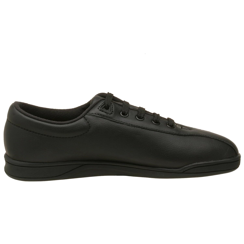 Easy Spirit AP1 Sport 3A Walking Shoe B000F5TMYU 7.5 3A Sport US|Black Leather 4592b9