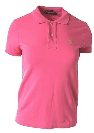 Polo Ralph Lauren - Camiseta - para Mujer Rosa Rosa X-Small ...