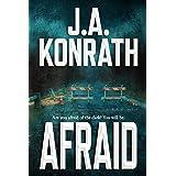 Afraid (The Konrath Dark Thriller Collective Book 3)