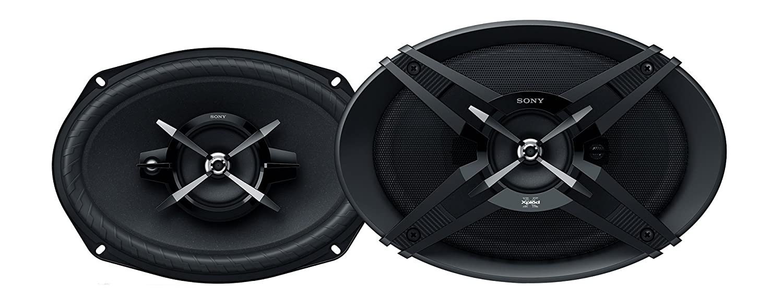 Sony XS-XB690 - Altavoces coaxiales para Coche de 75W (3 vías, 16 x 24 cm), Negro: Amazon.es: Electrónica