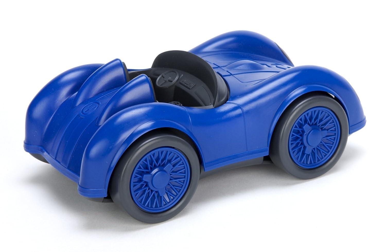 Amazon.com: Green Toys Race Car, Blue: Toys & Games