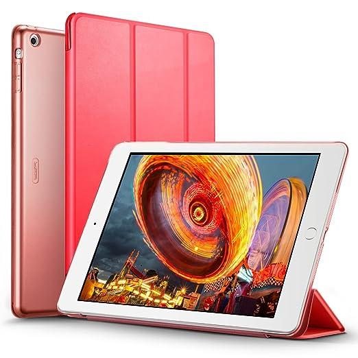 344 opinioni per Custodia iPad Air 1,ESR® Folio Case Slim Fit Stand Case Smart Cover with [Auto
