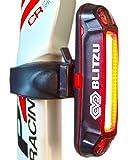 Blitzu Cyborg 120T USB Rechargeable LED Bike Tail Light