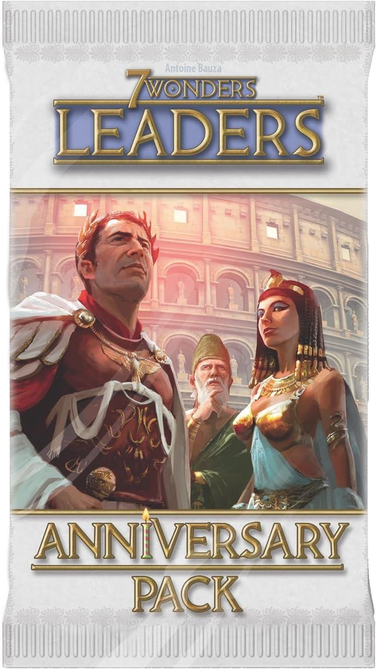 7 Wonder Anniversary Pack Cities - English: Amazon.es: Juguetes y juegos