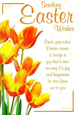 Easter cards pack of 10 traditional easter cards amazon easter cards pack of 10 traditional easter cards m4hsunfo Images