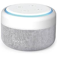 Podstawa baterii i-box do Amazon Echo Dot 3. generacji - przenośna bezprzewodowa ładowarka do Echo Dot 3. generacji…
