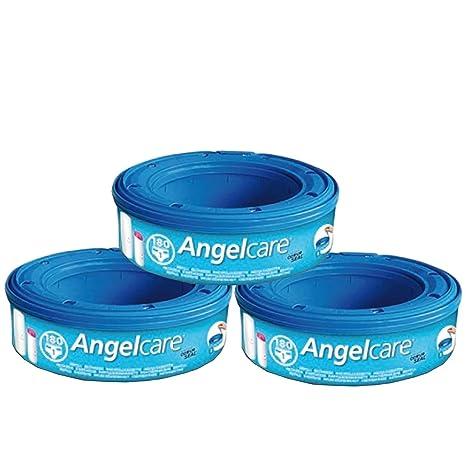 Angel Care 2320 recambios para cubo de pañales Plus 2017 Talla:3 Stück