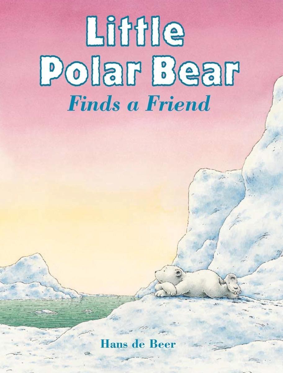 Download Little Polar Bear Finds a Friend pdf