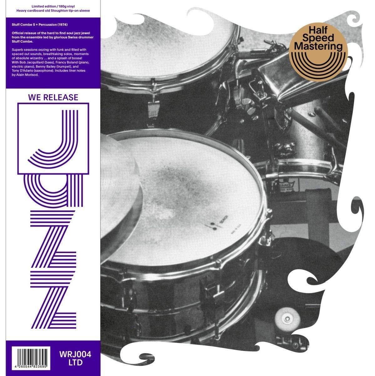 Vinilo : Stuff Combe - Stuff Combe 5 & Percussion (LP Vinyl)
