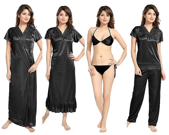 Romaisa Women s Satin Nighty f6856b73e