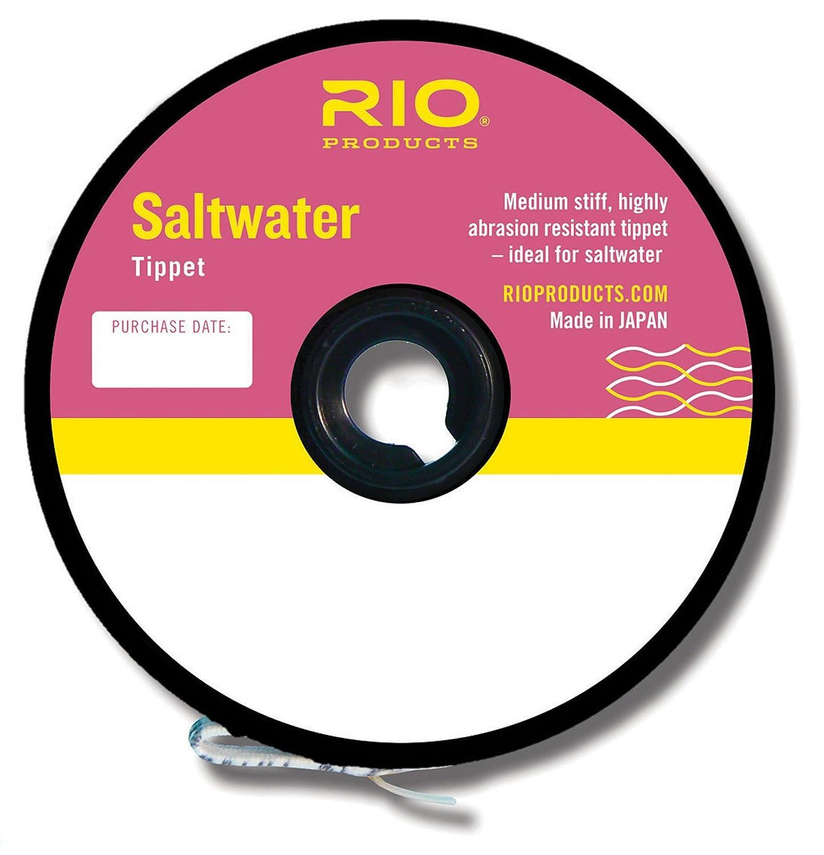 Rio海水ナイロンティペット – 30yd 16lb   B00A1D6BVS