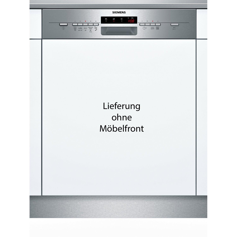 Siemens SN55L530EU iQ500 teilintegrierbarer Geschirrspüler / A   ...