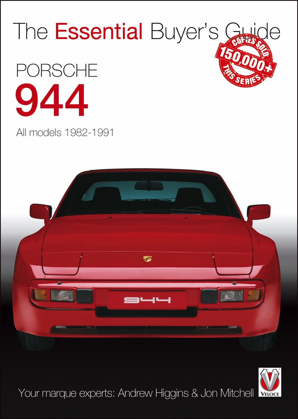 Porsche 944: All models 1982-1991 (Essential Buyer's Guide)