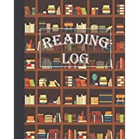 Reading Log: A Perfect Gifts For Book Lovers / Reading Journal / Reading Notebook / Reading Log with Tracker & Organizer…