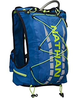 8aa0aa3530 Nathan Men's Vapour Air Hydration Vest/Pack-Electric Blue, Large/X-